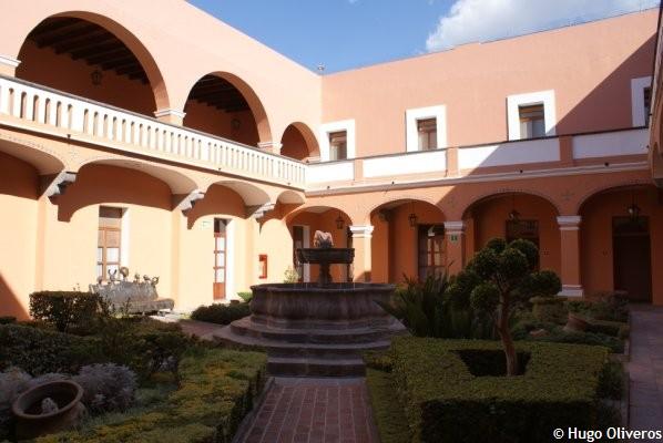 Museo Amparo Interior Museo Amparo